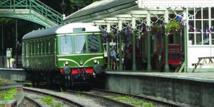 Weardale Railway, Stanhope