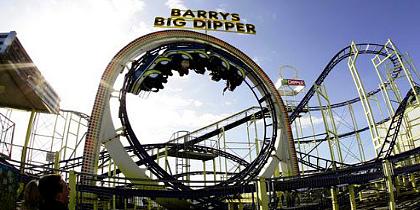 Barry's Amusements, Antrim