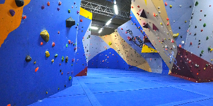 The Climbing Academy, Glasgow
