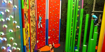 Clip 'n Climb, Antrim