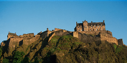 Edinburgh Castle, Lothian