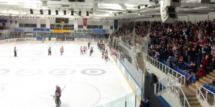 Ice Arena, Dundee