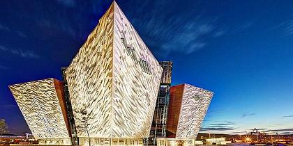 Titanic, Belfast