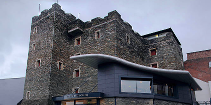 Tower Museum, County Londonderry