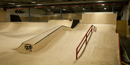 Unit 23 Skatepark, Glasgow