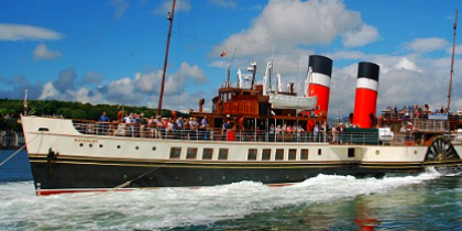 Waverley Excursions, Glasgow