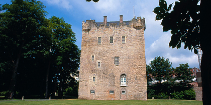 Alloa Tower,Alloa Park
