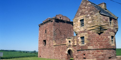 Burleigh Castle,Milnathort
