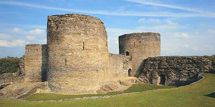 Cilgerran Castle ,Cilgerran