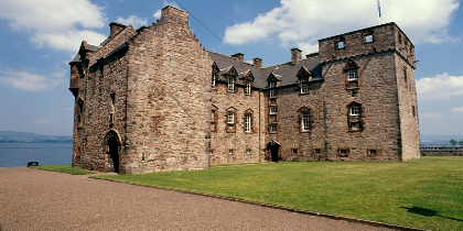 Newark Castle, Port Glasgow
