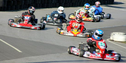 Red Lodge Karting, Suffolk