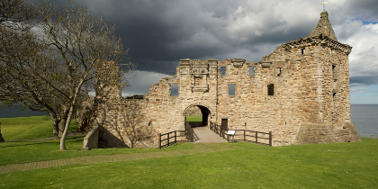 St Andrews Castle,St Andrews