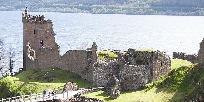 Urquhart Castle, Urquhart