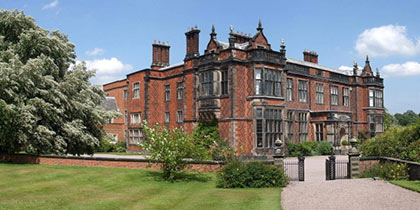 Arley Hall Gardens Macclesfield