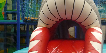 Banana Beach Soft Play Ashington