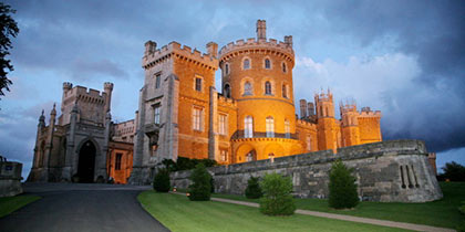 Belvoir Castle Grantham