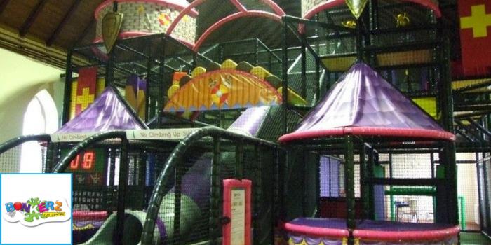 Bonkerz Play Centre Llandudno
