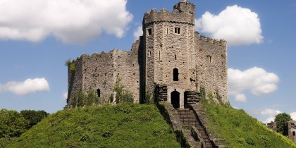 Cardiff Castle Cardiff