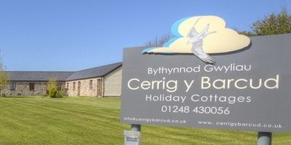 Cerrig Y Barcud Holiday Cottages Anglesey