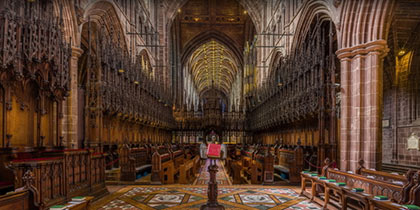 Chester Cathedral Chester