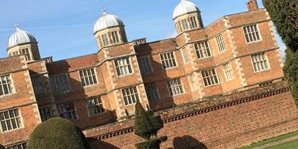 Doddington Hall And Gardens Lincoln