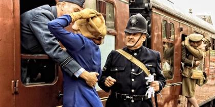 East Lancashire Railway Lancashire