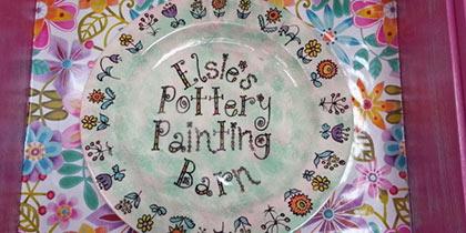 Elsie's Pottery Painting Barn Market Harborough