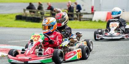 Glan Y Gors Karting Corwen