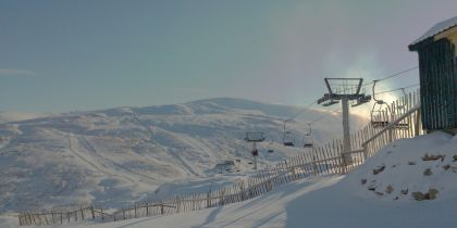 Glenshee Ski And Snowboard Centre Braemar