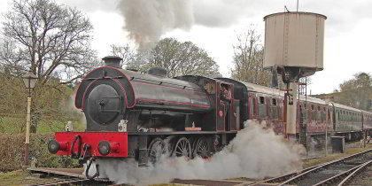 Gwili Railway Carmarthen