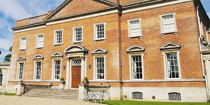 Kelmarsh Hall And Gardens Northampton