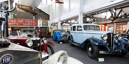 Lakeland Motor Museum Ulverston