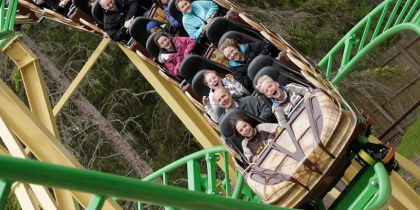 Landmark Forest Adventure Park Carrbridge