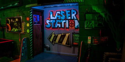Laser Station Carmarthen