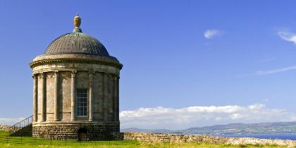Mussenden Temple Coleraine