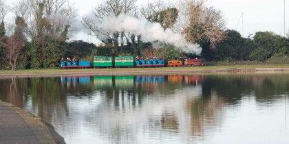Rhyl Miniature Railway Rhyl