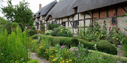 Shakespeare's-Birthplace-Stratford-upon-Avon