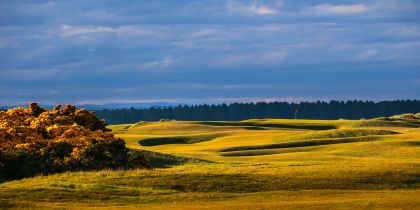 St Andrews Links Golf The Kingdom Of Fife