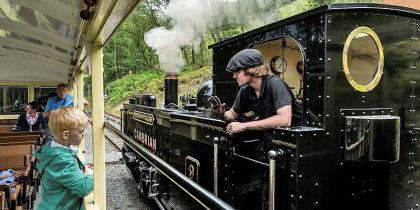 Vale Of Rheidol Railway Aberystwyth