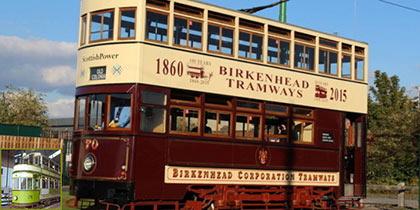 Wirral Transport Museum Birkenhead