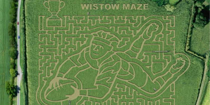 Wistow Maze Leicester