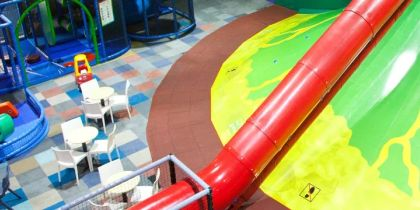 Wonderworld Play Area Kirkcaldy