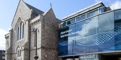 Aberdeen Maritime Museum Shiprow