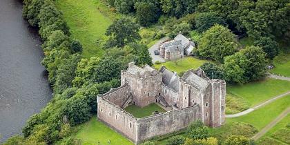 Doune Castle Dumblane