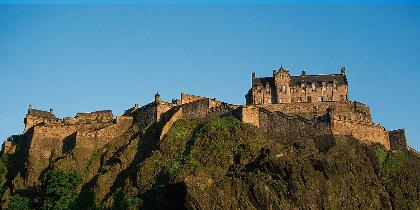 Edniburgh Castle Edinburgh