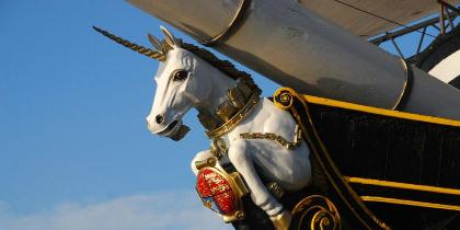 Hms Unicorn Dundee