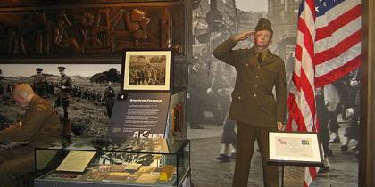 Northern Ireland War Memorial Belfast