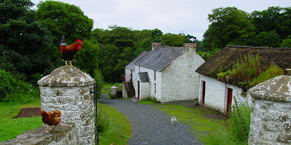 Ulster Folk And Transport Museum Holywood