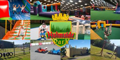 Holmside Park Logo