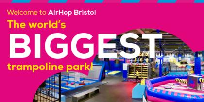 Airhop Bristol Logo